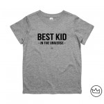 .best kid. kids tshirt
